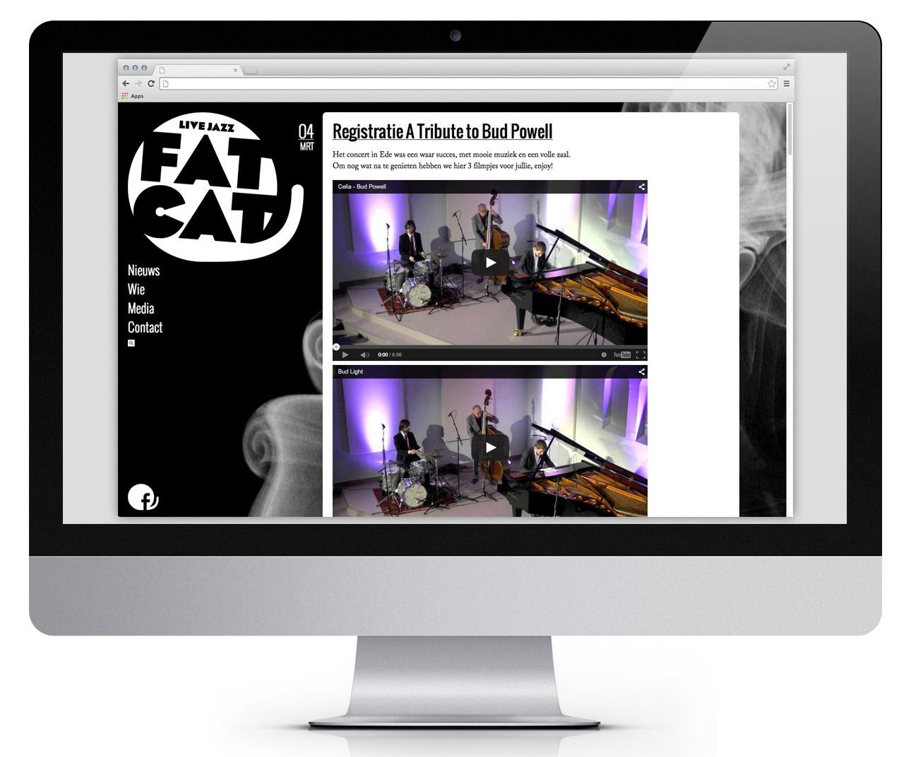 Website fat-cat.nl