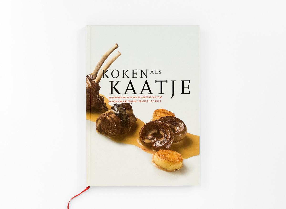 Koken als Kaatje, omslag