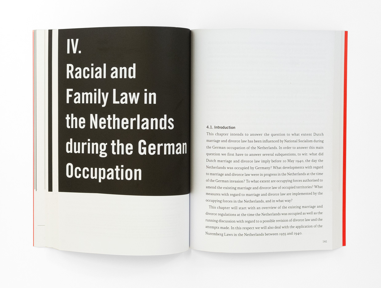 National Socialist Family Law, proefschrift