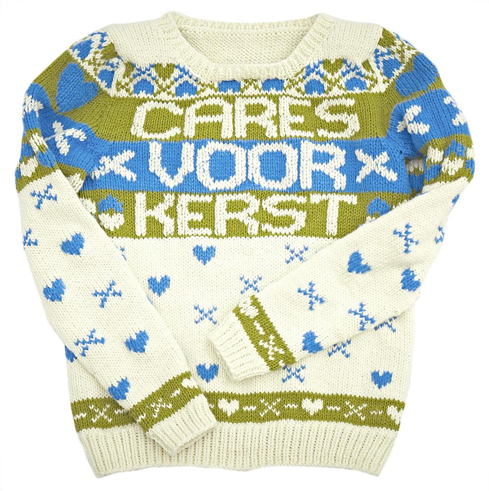 Cares voor Kerst trui