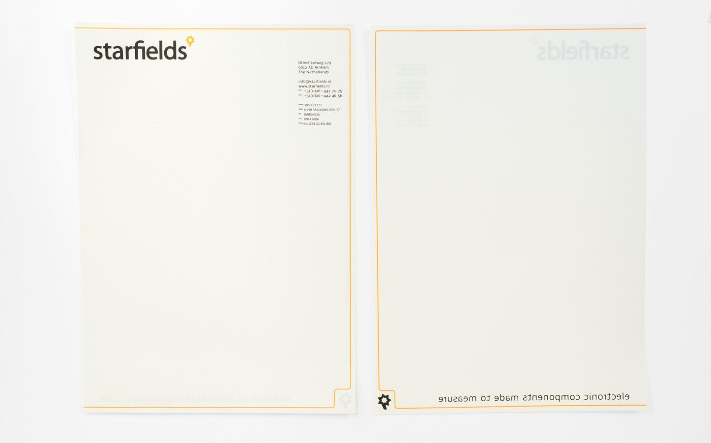 Starfields',briefpapier